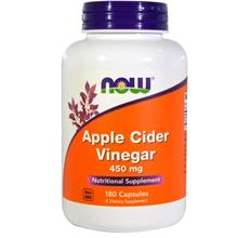 Now Foods, Apple Cider Vinegar, 450 mg (180 Caps)