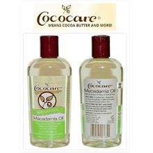 Cococare, 100% Natural Macadamia Oil (118 ml)
