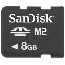 Enjoys: Real Sandisk 8GB Memory Stick Micro M2 Card for Sony Ericsson