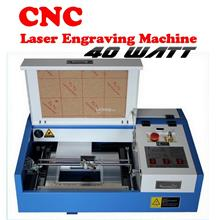 CNC 40w-50w CO2 LASER Engraving Machine