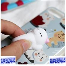 Cat Seal Cutest Stress Relief Animal Case Casing Cover iPhone 7/7 Plus