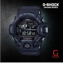 CASIO G-SHOCK GW-9400-1B RANGEMAN WATCH 100% ORIGINAL