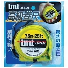TMT Measuring Tape 7.5M/25ft Normal Spring Function (JAPAN)