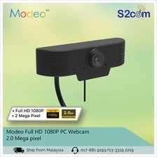 Modeo Full HD 1080P PC Webcam 2.0 Mega pixel