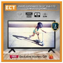 Philips 32PHT4002S/98 32'' DVB-T/T2 Slim LED TV (HDMI)