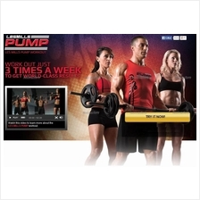 LES MILLS PUMP by Beachbody: JUST 3 TIMES A WEEK - WORLD-CLASS RESULTS