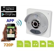 Wifi Night Vision Doorbell Intercom With Camera (WIP-26A).