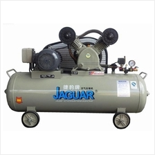 Jaguar 3HP Air Compressor Horizontal RV80 8 Bar 160L Tank