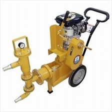 Mechanized Grout Pump