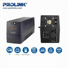 PROLiNK PRO2000SFC 2000VA UPS with AVR / Super Fast Charging