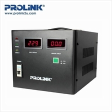 PROLiNK PVS3001CD 3KVA High-Precision Full-Automatic Voltage Regulator