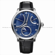 MAURICE LACROIX MP6588-SS001-431-1 Masterpiece Moon Retrograde Leather