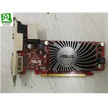 ASUSE AH5450 AMD HD5450 512MB DDR2 PCI-E GRAPHIC CARD 111219