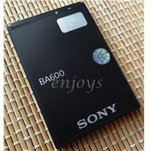Enjoys 100% Original Battery BA600 Sony Xperia U / ST25i ST25 ~1290mAh