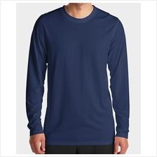 Colored Long Sleeve - 8 Colors Cotton T-Shirt