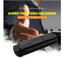 Wide Angle 1080P Motion Detect USB Camera DVR (DVR-11J).