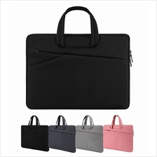 Protective Laptop Hand Carry Bag 15.6 inch Case Anti Shock Pouch Hangbag with