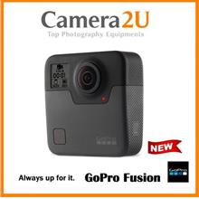 GoPro Fusion Action Camera