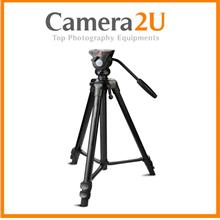Professional Fluid Video Tripod for Camera VT110 3308