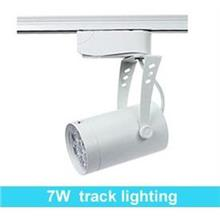 7W Led Track Lighting Cabinet Display Railing Spotlight
