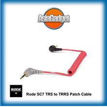 Rode SC7 TRS to TRRS Patch Cable