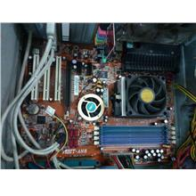 Abit AN8 AMD Socket 939 Mainboard 260512