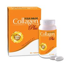 Total Image Collagen Plus 60 tablets Free 10 tablets
