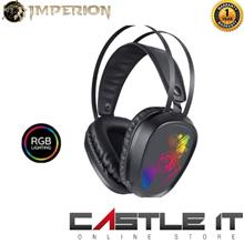 Imperion HS-G33-D2 INTRUDER Gaming Headset (RGB 7 Color Breathing)