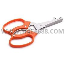 *Kitchen Multipurpose^Household Scissors Peeler Bottle Jar Opener