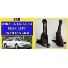 WIRA 1.3, 1.5, 1.6, 1.8 REAR LEFT TRAILING ARM