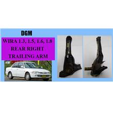 WIRA 1.3, 1.5, 1.6, 1.8 REAR RIGHT TRAILING ARM