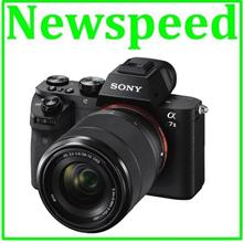 Sony Alpha A7 MK II M2 Body + 28-70mm +16GB+Ori Battery (Sony MSIA)