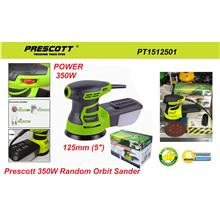"Prescott 350W Electronic Speed 5"" Random Orbit Sander"