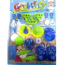 23pcs Kitchen Playset Cooking Toys Education Gift Kids