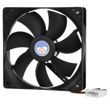 HIGH QUALITY 12CM CASING FAN BLACK