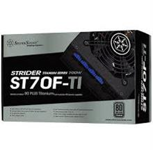 SILVERSTONE STRIDER TITANIUM 700W POWER SUPPLY (ST70F-TI)