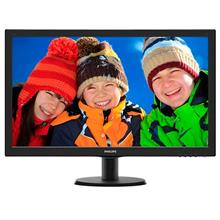 PHILIPS 27' LED MONITOR (273V5LHAB) VGA/DVI/HDMIx2/MHL