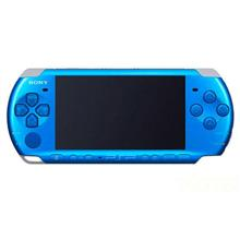 SONY PSP 3000 SERIES MODDED GAMES CONSOLE (PSP-3004VB) VIBRANT BLUE