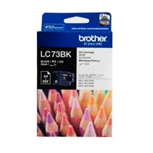 GENUINE BROTHER LC-73 BLACK INK CARTRIDGE **NEW**SEALED BOX