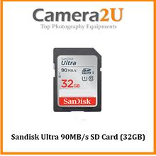 Sandisk Ultra 90MB/s SD Card (32GB)