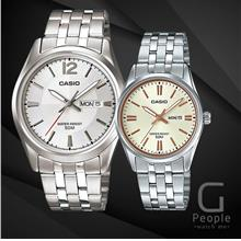 CASIO MTP-1335D-7AV + LTP-1335D-9AV PAIR WATCH ☑ORIGINAL☑