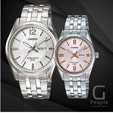 CASIO MTP-1335D-7AV + LTP-1335D-4AV PAIR WATCH ☑ORIGINAL☑