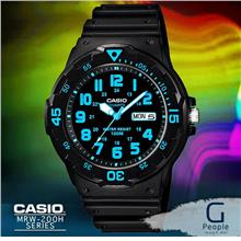 CASIO MRW-200H-2BV WATCH ☑ORIGINAL☑