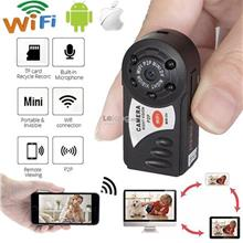Mini Q7 WiFi P2P DVR Surveillance Night Vision Wireless Cam Video