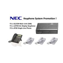 NEC SL2100 Keyphone System PBX PABX (Package 1)