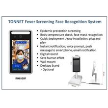 Fever Screening Face Recognition System (Thermometer)