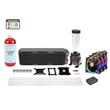 THERMALTAKE PACIFIC RL360 D5 HARD TUBE RGB COOLING (CL-W129-CA12SW-A)