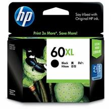 GENUINE HP 60XL BLACK INK CARTRIDGE (CC641WA) **NEW**SEALED BOX