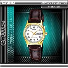 CASIO LTP-V006GL-7B ANALOG LADIES WATCH ☑ORIGINAL☑