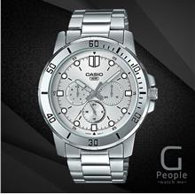 CASIO MTP-VD300D-7E GENTS MULTI-HAND WATCH 100% ORIGINAL